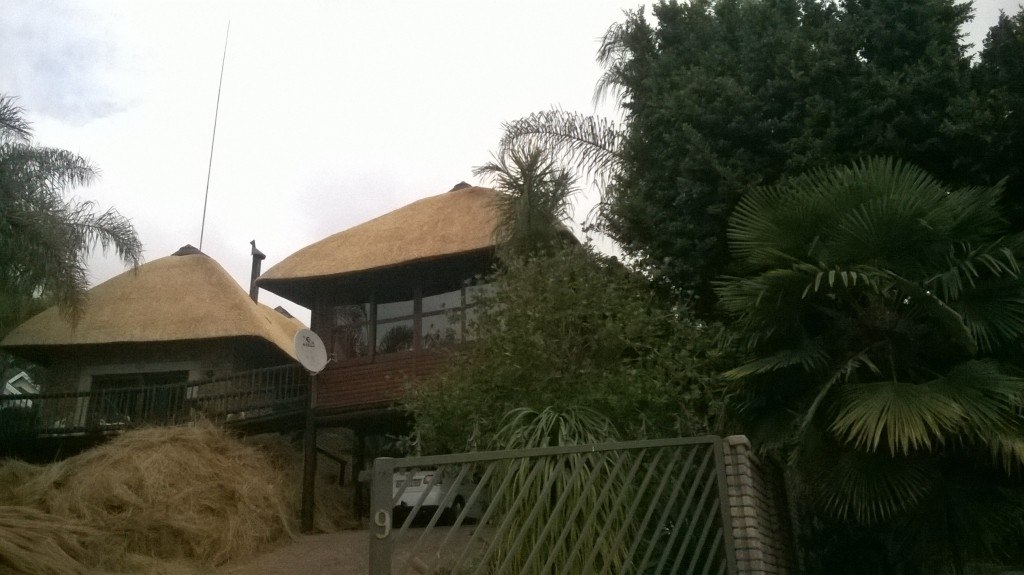 thatch house repairs